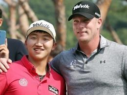 장타괴물 팀 버크, 한국 장타대회 우승